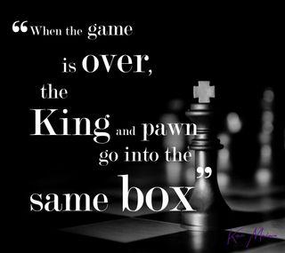 Обои на телефон шахматы, прайд, цитата, умный, король, witty, motivate, king and pawn, humble, genius