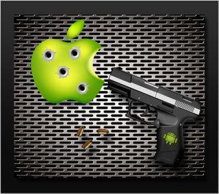 Обои на телефон эпл, технологии, телефон, стальные, серебряные, оружие, логотипы, дроид, андроид, apple, android v apple, android