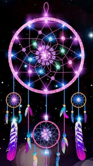 Обои на телефон геометрия, фиолетовые, радуга, мечта, ловец, vlmm, triangulating purple, hd, 3д, 3d