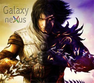 Обои на телефон принц, галактика, prince of persia hd, prince of persia, hd, galaxy nexus