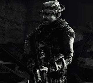 Обои на телефон современные, комбат, капитан, война, винтовка, варфаер, price, duty, call