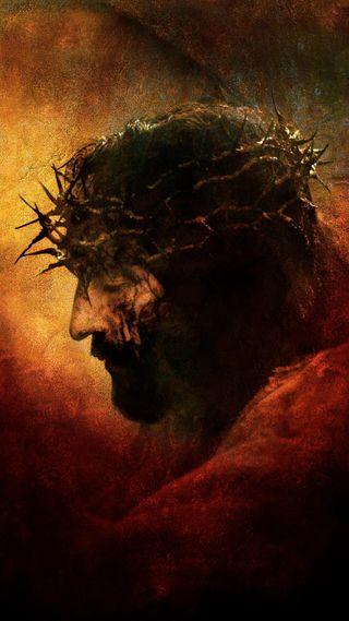Обои на телефон крест, христианские, корона, исус, духовные, верить, бог, christianity