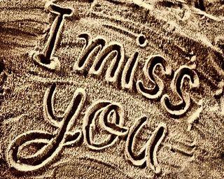 Обои на телефон скучать, песок, ты, любовь, love