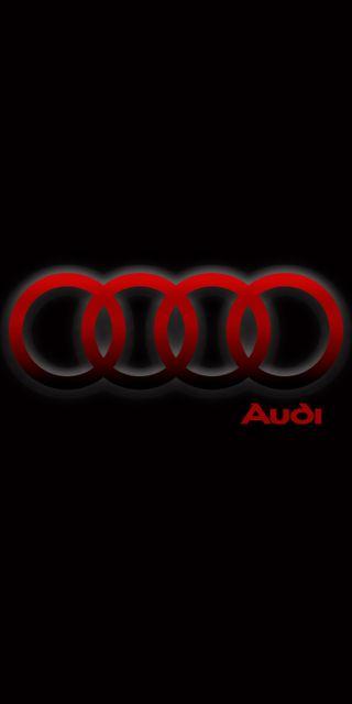 Обои на телефон премиум, черные, машины, красые, ауди, audired, audi