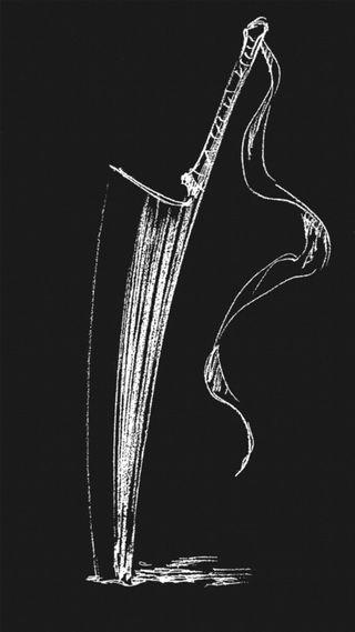Обои на телефон ультра, острый, меч, клинок, ичиго, блич, аниме, zangetsu