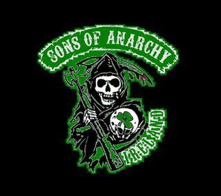 Обои на телефон сыны анархии, сыны, мотоциклы, ирландия, зеленые
