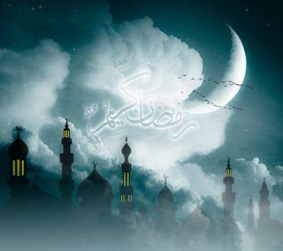 Обои на телефон рамадан, месяц, ramadan month