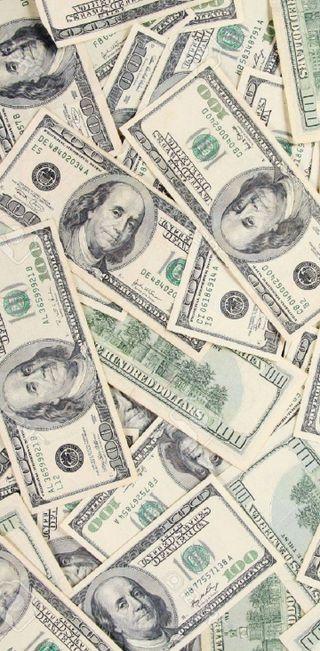 Обои на телефон деньги, us currency, us