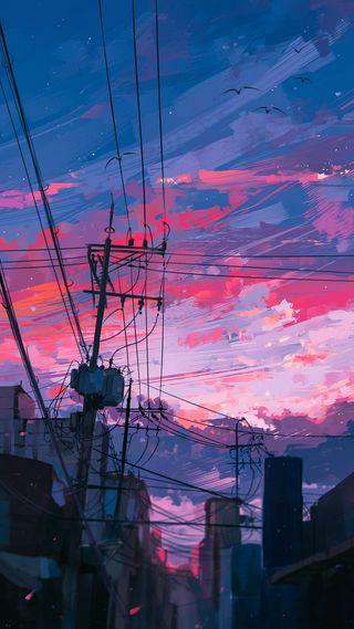 Обои на телефон якорь, титаник, корабли, старые, новый, картина, roller, electricity, electrical, anchors