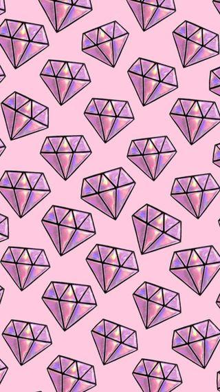 Обои на телефон топ, розовые, девушки, винтаж, diamantes, chic, brillo