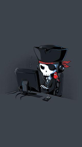 Обои на телефон скелет, геймер, айфон, iphone, hd