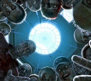 Обои на телефон мертвый, зомби, галактика, sci-fi, galaxy nexus, dead zombies