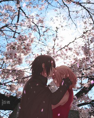 Обои на телефон сакура, японские, учиха, саске, наруто, монтаж, любовь, аниме, sasuke x sakura, love, haruno