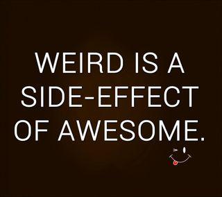 Обои на телефон эффект, цитата, странные, поговорка, новый, крутые, классные, знаки, забавные, бок, weird and awesome