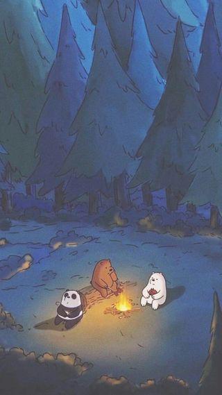 Обои на телефон полярный, панда, вся правда о медведях, pardo