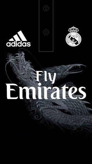 Обои на телефон испания, футбольные, футбол, реал, мадрид, комплект, дракон, yamamoto, real madrid blk kit, dragon