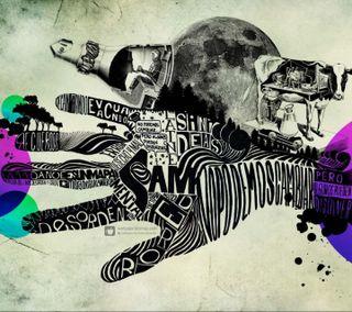 Обои на телефон руки, поговорка, крутые, дизайн, арт, art on hands, art