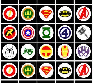Обои на телефон актер, супергерои, рисунки, мультфильмы, марвел, логотипы, комиксы, голливуд, superheroes logo, dc
