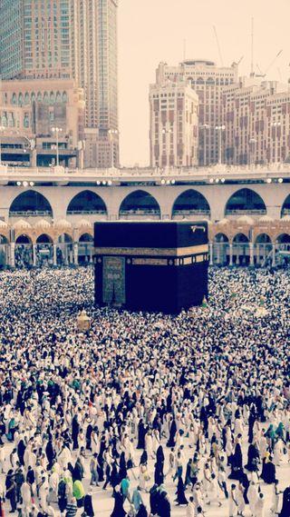 Обои на телефон изображения, мусульманские, мекка, ислам, город, аллах