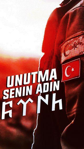 Обои на телефон турецкие, военные, silah, bayragi, asker, adin turk unutma, adin