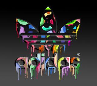 Обои на телефон адидас, цветные, логотипы, adidas, adi-color
