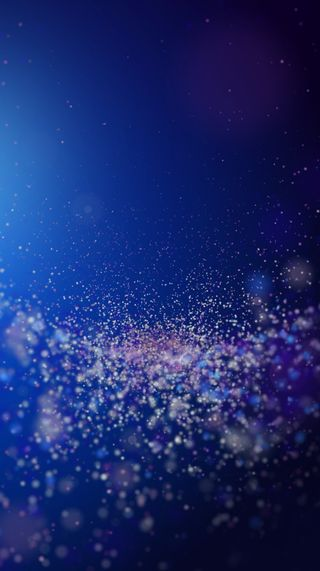 Обои на телефон пузыри, синие, sparkly