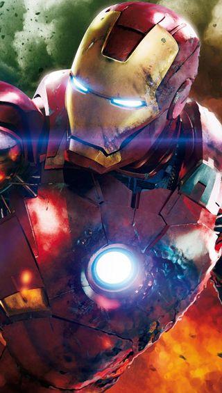 Обои на телефон взрыв, супер, мстители, марвел, железный, герой, броня, marvel, man