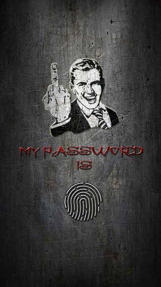 Обои на телефон палец, отпечаток пальца, lockers, locker-fingerprint