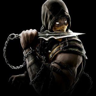 Обои на телефон скорпион, ниндзя, игра, scorpion ninja