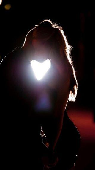 Обои на телефон любовники, сердце, праздник, поцелуи, пара, ночь, милые, любовь, lovers by night, love at night, love