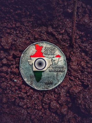 Обои на телефон юнайтед, нация, индия, логотипы, зеленые, вороны, военные, армия, bharat
