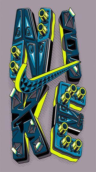 Обои на телефон просто, оно, неоновые, найк, адидас, nike neon, nike, just do it, adidas