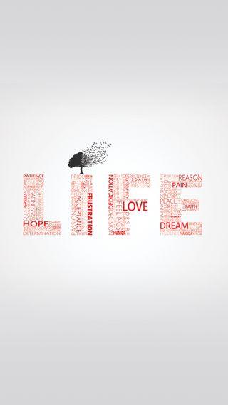 Обои на телефон типография, надежда, жизнь