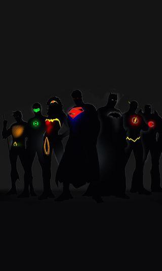 Обои на телефон флэш, темные, супермен, супергерои, справедливость, неоновые, мстители, лига, бэтмен