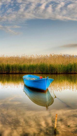 Обои на телефон пейзаж, лодки, старые, природа