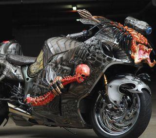 Обои на телефон хищник, гоночные, скорость, развлечения, приятные, последние, мотоцикл, лучшие, байк, predator superbike