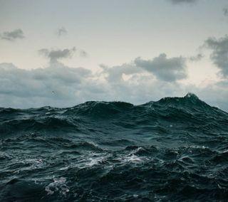 Обои на телефон океан, природа, глубокие, deep ocean