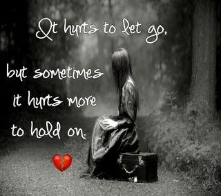 Обои на телефон чувства, сломанный, сердце, одиночество, любовь, девушки, всегда, болит, love, let go, hold, go