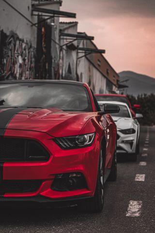 Обои на телефон красные, авто, velocidad, carros