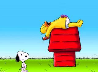 Обои на телефон снупи, собаки, симпсоны, мультфильмы, забавные, гомер, homer snoopy, homer simpson snoopy dog, cartoon funny