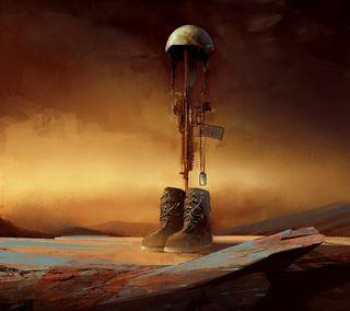 Обои на телефон крест, сша, солдат, день, военные, армия, zedgememorialday, usa, troops, soldier cross, memorial day