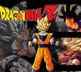 Обои на телефон мяч, дракон, гоку, аниме, goku- dragon ball z, dragon ball z