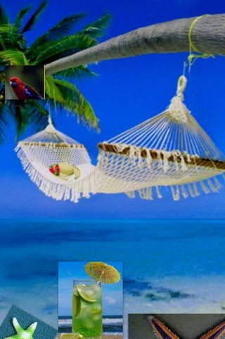 Обои на телефон просто, море, лето, just summer