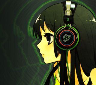Обои на телефон музыка, аниме, animusic