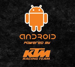 Обои на телефон экран, черные, оранжевые, мотивация, ктм, гонка, блокировка, ktm lock screen