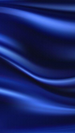Обои на телефон шелк, ткани, шаблон, синие, абстрактные