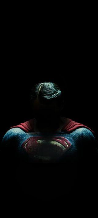 Обои на телефон темные, супермен, супергерои, развлечения, комиксы, hq