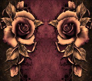 Обои на телефон винтаж, цветы, розы, vintage roses, vintage flowers