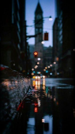 Обои на телефон чилл, фотография, улицы, улица, ночью, ночь, дождь, город, street chill