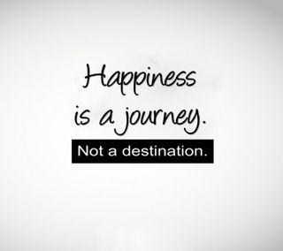 Обои на телефон счастье, цитата, поездка, поговорка, новый, жизнь, not a destination, destination